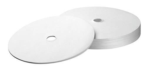 Bartscher Rundfilterpapier 250er Ø 195mm für Regina 40, Pro40T und Pro60T