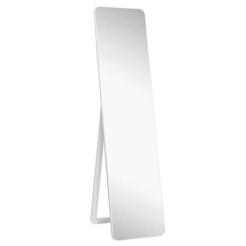 Espejos De Pie Cuerpo Entero Dormitorio Madera espejos de pie  Marca COSTWAY