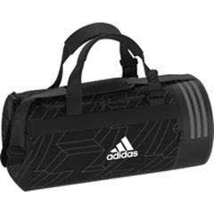 adidas Erwachsene Training Core Sporttasche, Black/Grey Four/White, 23 x 48 x 23 cm