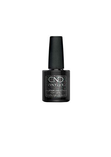 CND Vinylux Top Coat Glitter, 15 ml