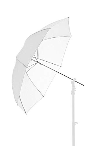 Lastolite LLLU4507F - Paraguas de 1 m, traslúcido