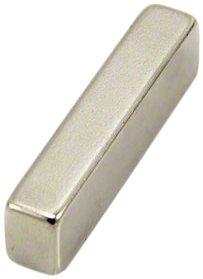 Magnet Expert 42 x 8 x 10 mm d'épaisseur N42 Néodyme Aimant - 14 kg Pull