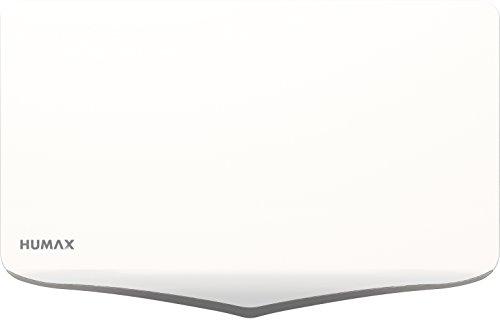 HUMAX Digital H40D platte spiegel SAT platte antenne voor 1x deelnemers wit