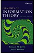 Elements of Information Theory (2nd, 06) by [Hardcover (2006)]