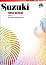 Suzuki Piano School, Vol 2: Book & CD: New International Editions (Suzuki Method Core Materials) by Azuma, Seizo (2008) Sheet music
