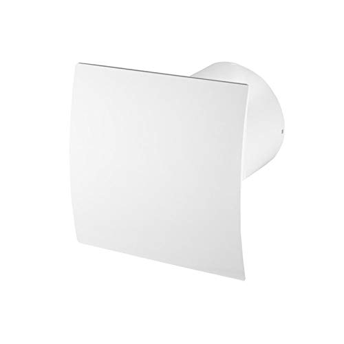 Bad-Lüfter Wand-Ventilator Ø 100 Feuchtesensor / Timer Escudo Silent System+ (PEB)