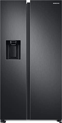 Samsung RS6GA8842B1/EG - Frigorifero side-by-side con tecnologia SpaceMax da 415 litri, capacità 237 litri, 257 kWh/anno, [Classe di efficienza energetica A+++]