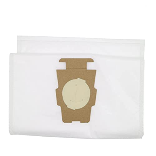 DANFENG 12pcs Bolsa de Polvo Ajuste de la aspiradora Fit para Kirby Sentria 204808/204811 Universal PIE Serie G10, G10E, Bolsas de Polvo para Kirby Sentrial