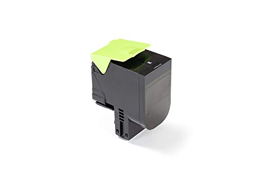 Green2Print Tóner Negro 3000 páginas sustituye a Lexmark 71B0010, 71B20K0 Tóner Apto para la Lexmark CX317DN, CX417DE,...