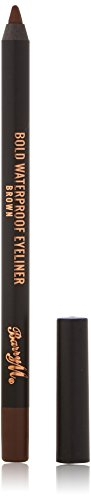 Barry M Cosmetics Intense Waterproof Eyeliner, wit bruin
