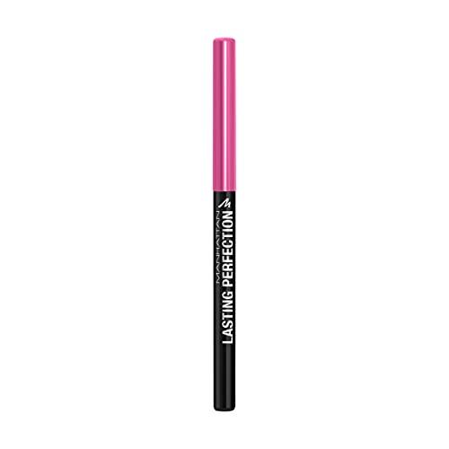 Manhattan Lasting Perfection herausdrehbarer Lipliner, Intensive Farbe und definierter Halt, Farbe Pink Melon 58M, 1 x 0,2g