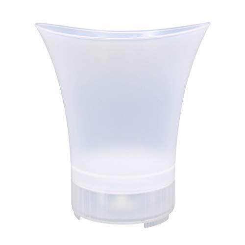 LOVIVER 5L Ice Bucket Bluetooth Speaker Colorful Loudspeaker LED Detachable...