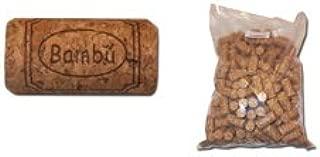 Tapones de corcho para embotellar vino (200 unidades) (enví
