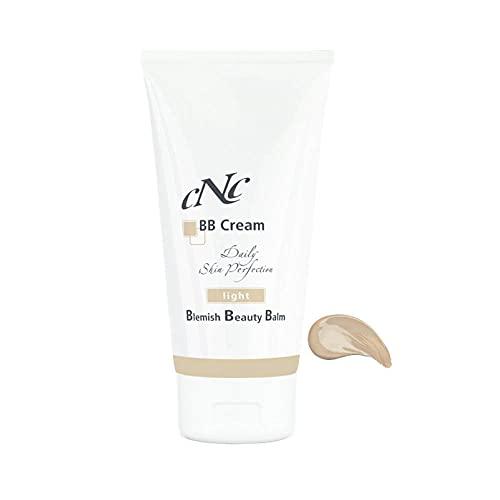 CNC cosmetic - Blemish Beauty Balm light - Highlights BB Cream - passt sich dem Hautton an für ein mattiert wirkendes Hautbild - pflanzliche Inhaltsstoffe, Panthenol, Salicylsäure, Hyaluronsäure
