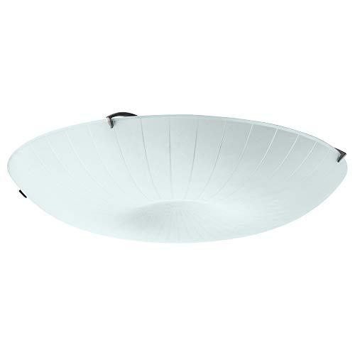 CALYPSO lampa sufitowa 10 x Ø50 cm biała