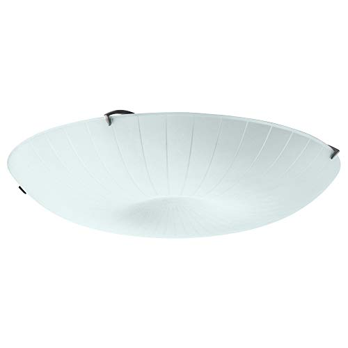 Lámpara de techo CALYPSO 10 x Ø50 cm blanco