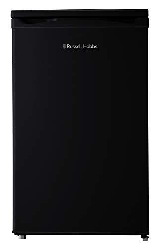 Russell Hobbs RHUCFZ3B Black Under Counter 50cm Wide Freestanding Freezer, Free 2 Year Guarantee