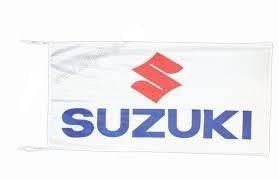 SUZUKI Flagge 5' x 2.5' GS 600 750 1000 INTRUDER DR SV CBR
