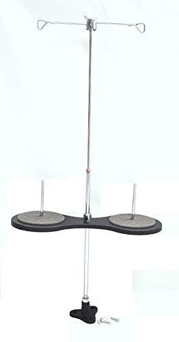 Portaconos, Soporte de hilos maquina de coser para 2 bobinas de hilo. / Porta hilos maquina coser industriales.