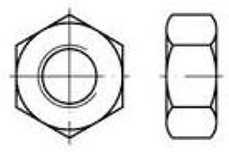 Outil Craft 815616 /Écrous /à 6/pans M2.5/en acier galvanis/é 100/pi/èces