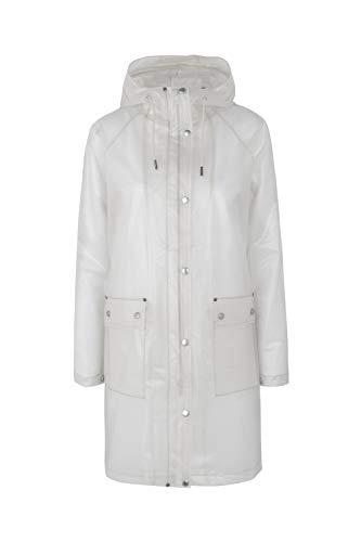Ilse Jacobsen Raincoat White