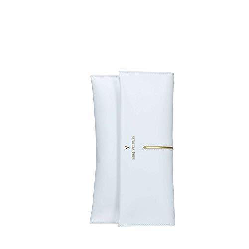 PATRIZIA PEPE Clutch Pochette Donna pelle 28 cm