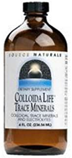 Source Naturals Colloidalife Trace Minerals, 4 FL OZ (Pack of 2)