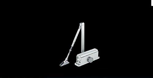 Aluminium hydraulische deurdranger Maat 2 25-45 KG Commerciële houten/metalen deur