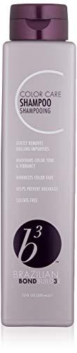 B3 Brazilian Bondbuilder Color Care Shampoo, 12 Fl  oz