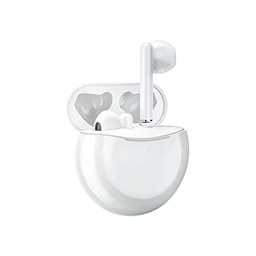 Bluetooth Headphones True Wireless Earbuds, TWS Waterproof 5.0 Earphones p85 Charging Case Touch Control Binaural HiFi Stereo Headset Mic Pumping Bass Earpiece Noise Canceling