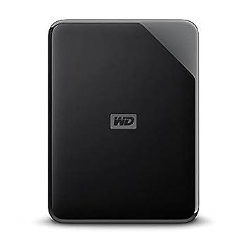 Western Digital Elements SE 1TB Portable External Hard Drive 64MB Cache WDBEPK0010BB Black