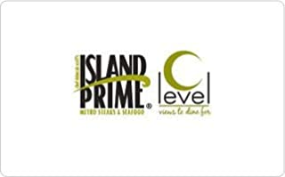 Island Prime/C Level Gift Card
