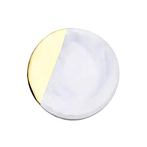 LIZONGFQ Zhang Asia Matura de Taza de cerámica Pastel de mármol Resistente al Calor para la Cocina Home Coffee Tea adw889 (Color : 3)