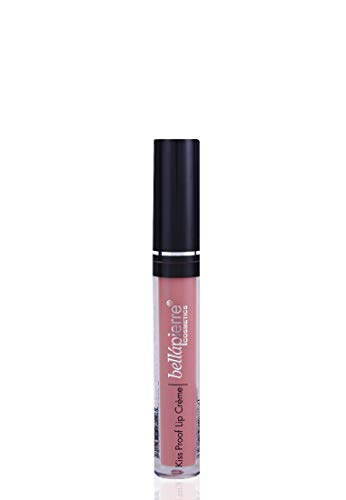 Bellapierre Cosmetics, rossetto 'Kiss Proof Lip Crème' a prova di bacio, color carne
