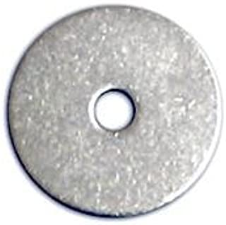 """Qty 25 1//2/"""" x 2/"""" OD Stainless Steel Fender Washers Type 304"""