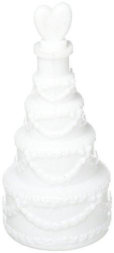 Fun Express Educational Products - Plastic Wedding Cake Bubble Bottles, 2 Dozen