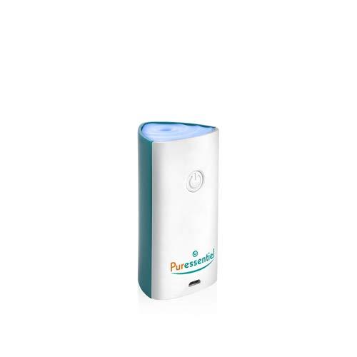 Puressentiel - Diffuseur Ultrasonique Sans Fil pour Huiles Essentielles - Diffuse & Go - Nomade, autonome et silencieux