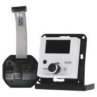 WHD DAB+ Radio UP,ws Unterputzradio m.55x55mm o.Fernbedienung113015030010100 (113015030010100)