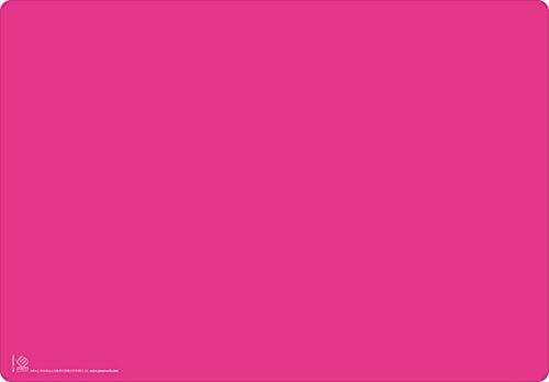 Bureau-onderlegger school roze