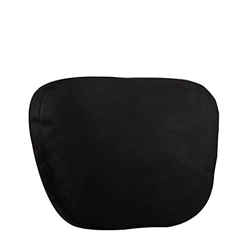 HBYXGS Auto Poggiatesta del Collo di Supporto Sedile Morbido Universale Regolabile Cuscino Cuscino per Cuscino per Cuscino (Color : 1Pcs Black)