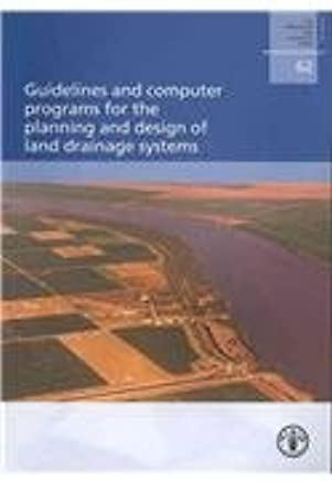Guidelines and computer programs for the planning and design