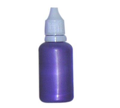 Airbrush Perleffekt Fingernagelfarbe Fengda pearly purple