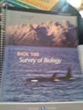 BIOL100 Survery of Biology (Biology for a Changing World Lab Notebook)