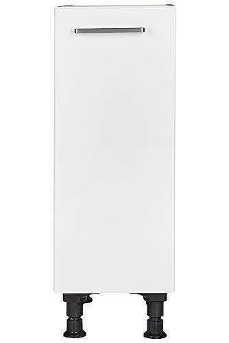 nobilia elements Küchenschrank Unterschrank mit 1 Tür 30 cm Links