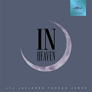 [CD+ポスター]JYJ (ジェジュン ユチョン ジュンス) - In Heaven (Blue/40p ブックレット)+ポスター折って (韓国版)