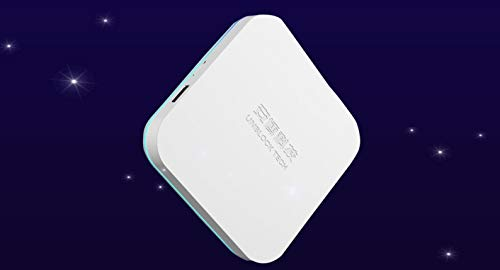 BOMIX 2021 New Version 安博电视盒子 普通话 TV Box 八核 4K+8K 2.4G 5.8G WiFi 2.0+3.0 USB TF Slot 电影电视动漫任意点播回放