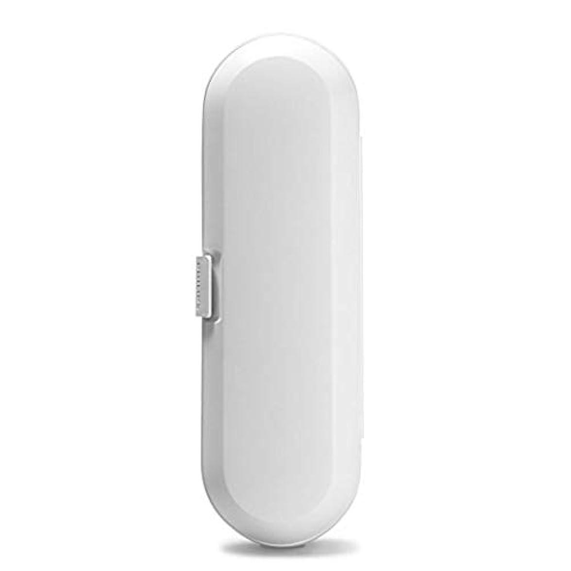 体してはいけません独特のPhilips Sonicare Flexcare & Healthy White Plastic Travel Case by Philips [並行輸入品]