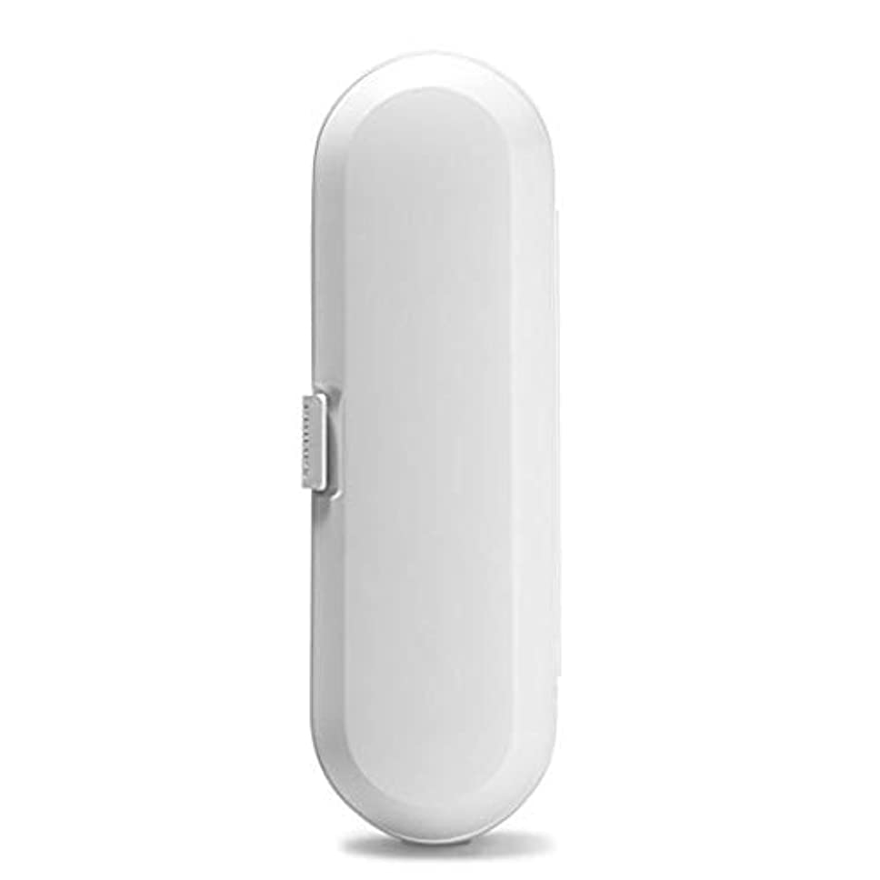 簡単に醸造所重量Philips Sonicare Flexcare & Healthy White Plastic Travel Case by Philips [並行輸入品]