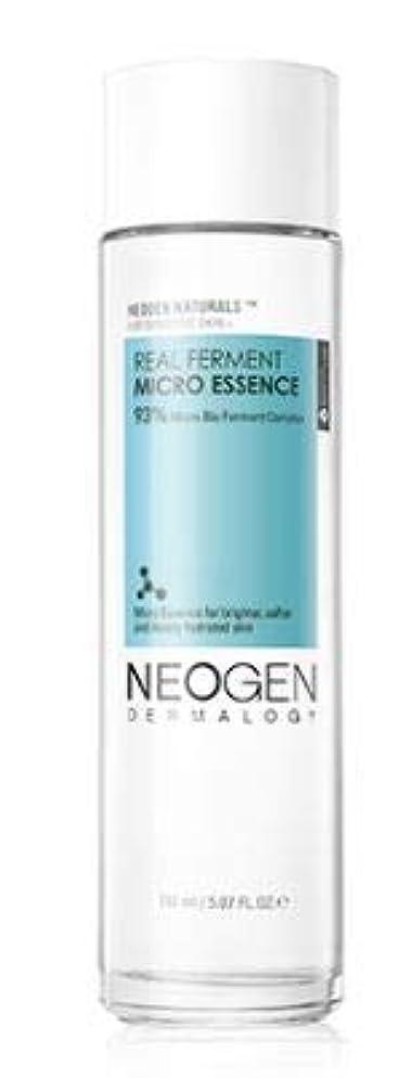 大洪水女優小屋[NEOGEN] Real Ferment Micro Essence 150ml / [ネオゼン] リアルファーメントマイクロエッセンス [並行輸入品]