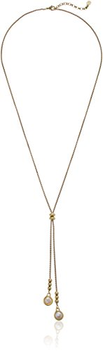 Lucky Brand Pearl Lariat Necklace -$19.99(49% Off)